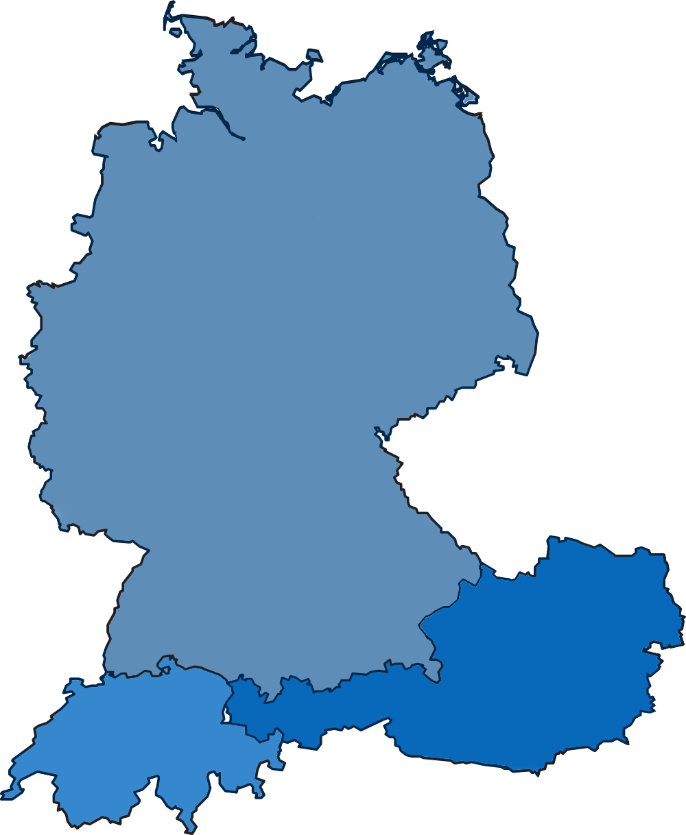 Map-DACH UCT members